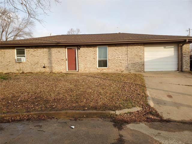 114 Aspen Court, Cleveland, OK 74020 (MLS #2100089) :: 918HomeTeam - KW Realty Preferred