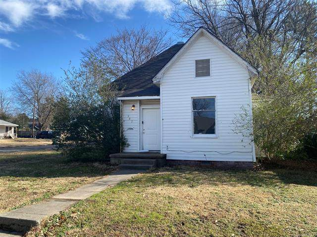 302 S 15th, Muskogee, OK 74401 (MLS #2100092) :: RE/MAX T-town
