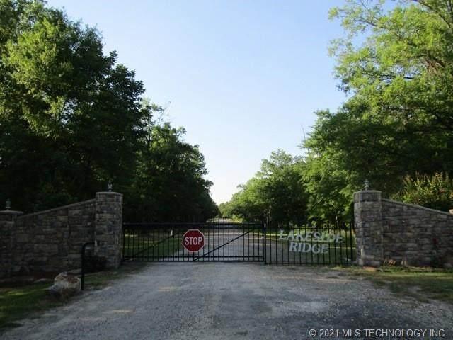 40 Lakeside Ridge Road, Sawyer, OK 74756 (MLS #2100128) :: House Properties