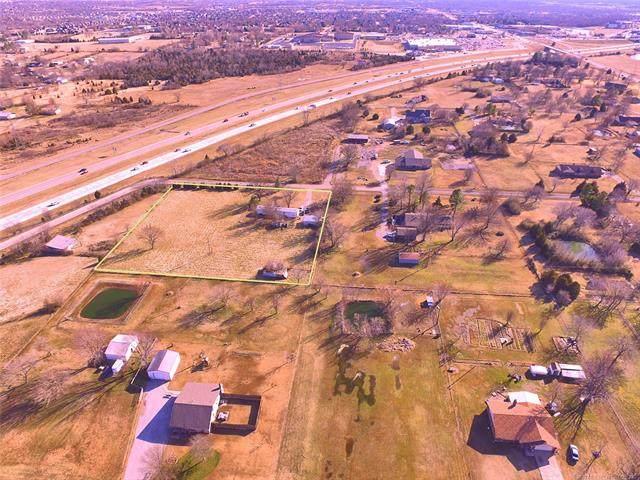 13303 E 103rd Street N, Owasso, OK 74055 (MLS #2100153) :: Active Real Estate