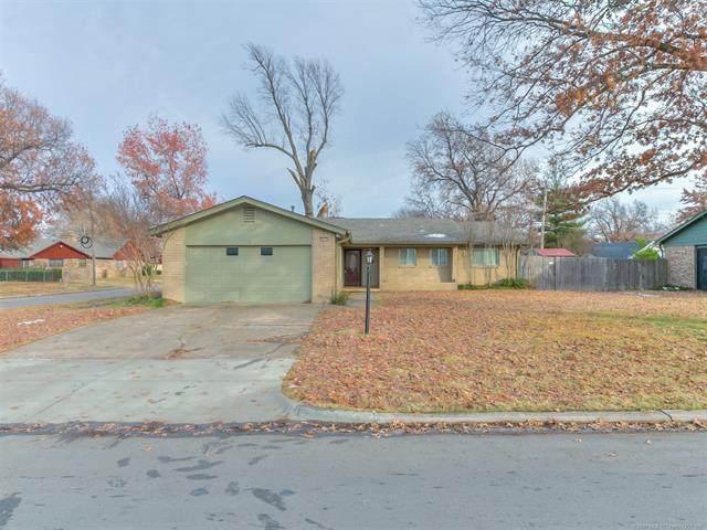 3805 S 90th East East Avenue, Tulsa, OK 74145 (MLS #2100182) :: 918HomeTeam - KW Realty Preferred