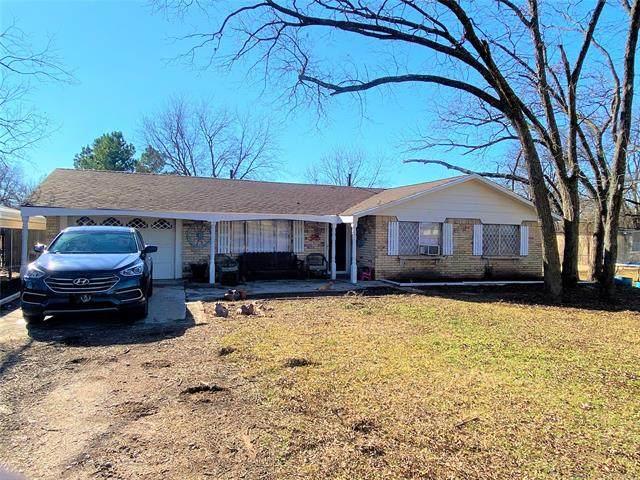 809 NW Dallas Drive, Kingston, OK 73439 (MLS #2100203) :: 918HomeTeam - KW Realty Preferred
