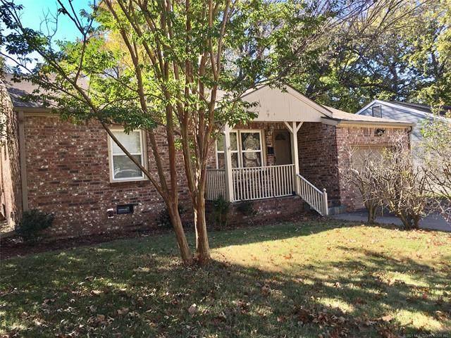 1638 E 45th Place, Tulsa, OK 74105 (MLS #2100204) :: 918HomeTeam - KW Realty Preferred