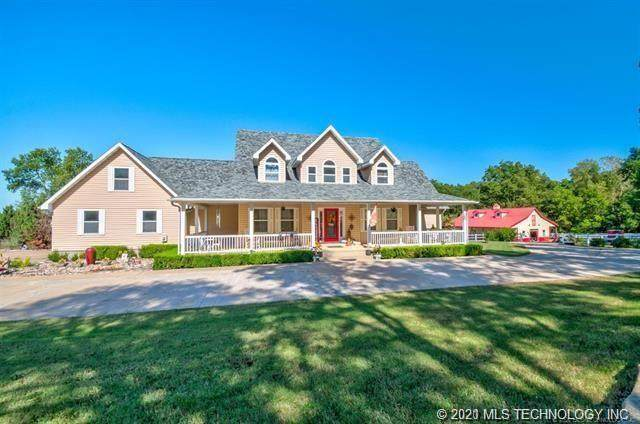 503 Southern Hills Drive, Coffeyville, KS 67337 (MLS #2100211) :: 580 Realty