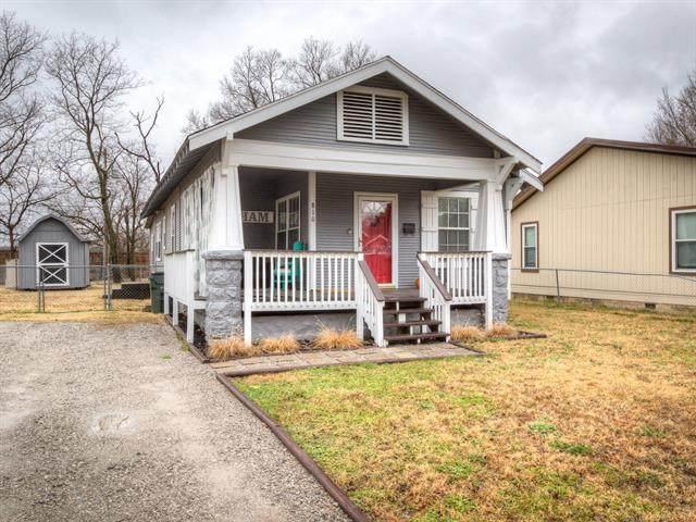 810 S Muskogee Street, Sapulpa, OK 74066 (MLS #2100218) :: RE/MAX T-town