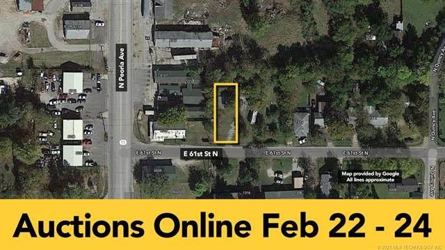1321 E 61st Street N, Tulsa, OK 74126 (MLS #2100244) :: 918HomeTeam - KW Realty Preferred