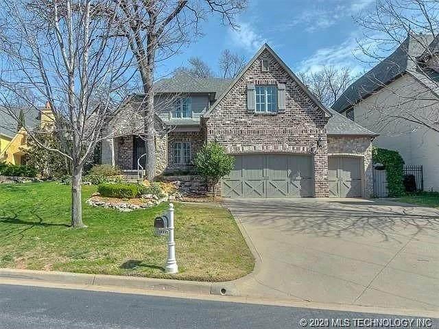 11641 S Hudson Court, Tulsa, OK 74137 (MLS #2100290) :: 918HomeTeam - KW Realty Preferred