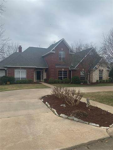 3031 Preston Wood Circle, Durant, OK 74701 (MLS #2100333) :: Active Real Estate