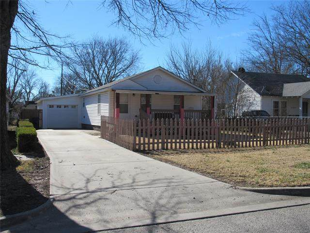 617 W 4th, Ada, OK 74820 (MLS #2100341) :: RE/MAX T-town