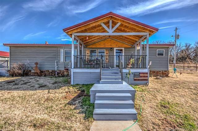 699 County Road 2627, Pawhuska, OK 74056 (MLS #2100343) :: Hopper Group at RE/MAX Results