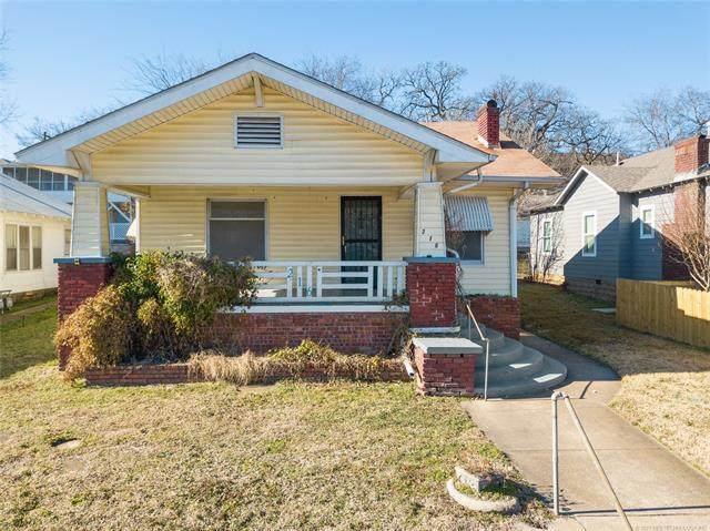216 N Rosedale Avenue, Tulsa, OK 74127 (MLS #2100346) :: 580 Realty