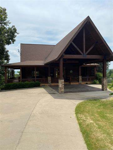 24840 S 639 Place W, Grove, OK 74344 (MLS #2100414) :: Hopper Group at RE/MAX Results