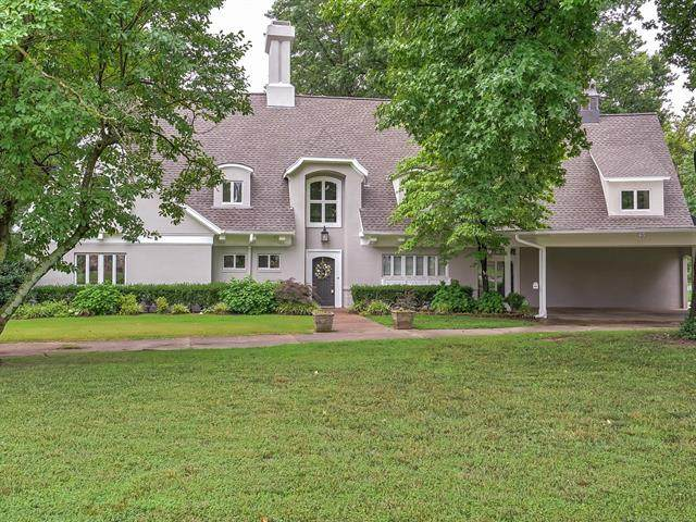 2734 E 45th Place, Tulsa, OK 74105 (MLS #2100427) :: Active Real Estate