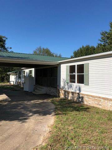 505 Avalon Road, Mcalester, OK 74501 (MLS #2100459) :: RE/MAX T-town