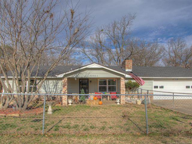 5966 E 81st Street North N, Fort Gibson, OK 74434 (MLS #2100501) :: Hopper Group at RE/MAX Results
