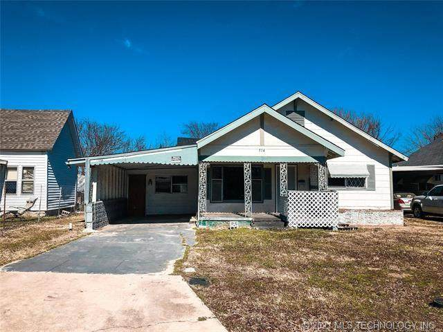 514 W 15th Street, Ada, OK 74820 (MLS #2100559) :: Hopper Group at RE/MAX Results
