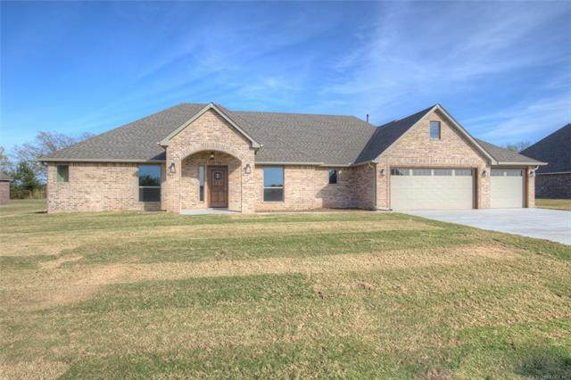 14131 N 71st East Avenue, Collinsville, OK 74021 (MLS #2100584) :: Hopper Group at RE/MAX Results