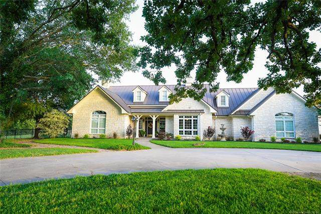 1330 W Chicken Fight Road, Atoka, OK 74525 (MLS #2100590) :: House Properties