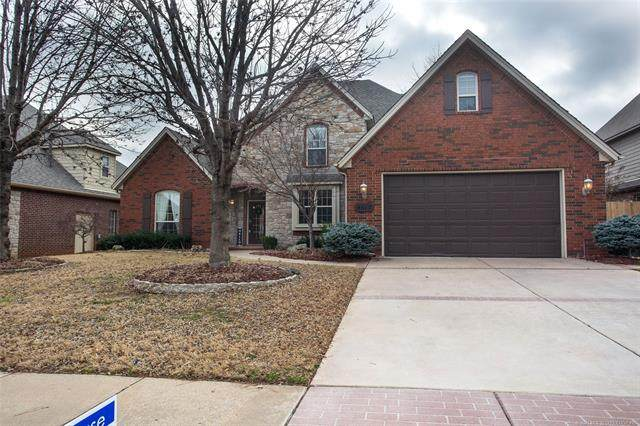 8612 E 104th Street, Tulsa, OK 74133 (MLS #2100618) :: Hopper Group at RE/MAX Results