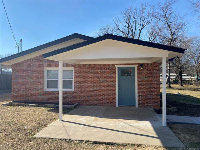 14446 S Barber Street, Glenpool, OK 74033 (MLS #2100620) :: RE/MAX T-town