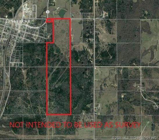 EW 1425 Road, Sasakwa, OK 74867 (MLS #2100635) :: Hopper Group at RE/MAX Results
