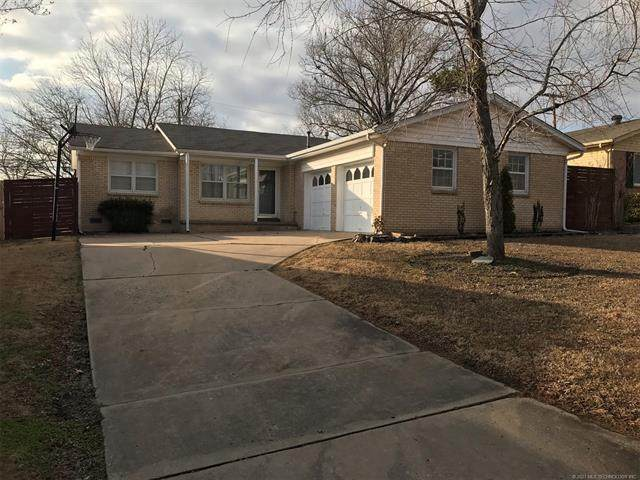 116 S 167th East Avenue, Tulsa, OK 74108 (MLS #2100651) :: Hopper Group at RE/MAX Results