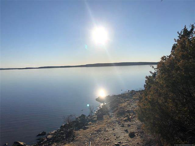 Lake Front Dr Hickory Drive, Crowder, OK 74430 (MLS #2100667) :: 580 Realty