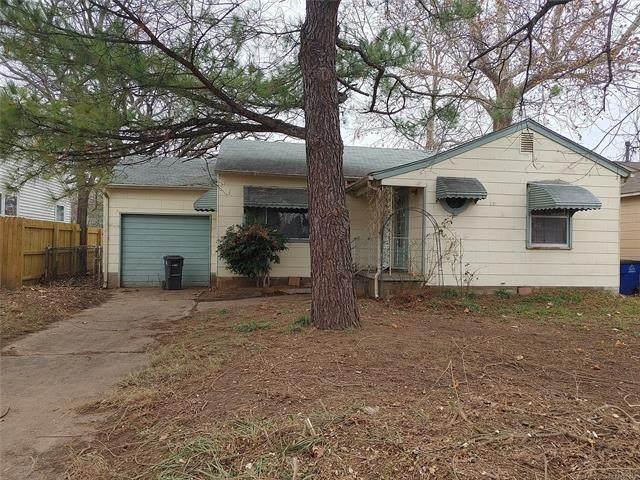263 E 46th Street, Tulsa, OK 74105 (MLS #2100710) :: 580 Realty
