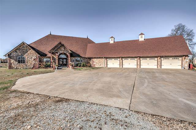 26751 S 640 Road, Grove, OK 74344 (MLS #2100711) :: Hopper Group at RE/MAX Results