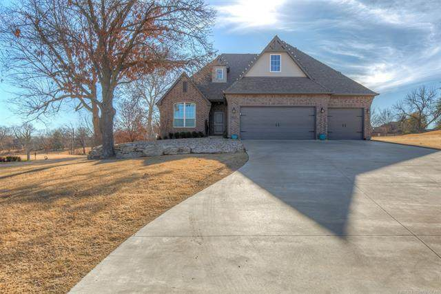 801 E Ocala Street, Broken Arrow, OK 74011 (MLS #2100731) :: Hopper Group at RE/MAX Results