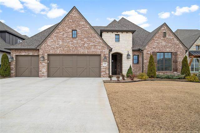 1220 W 88th Street S, Tulsa, OK 74132 (MLS #2100742) :: Active Real Estate