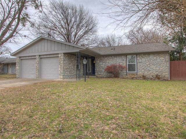 6329 S 116th East Avenue, Broken Arrow, OK 74012 (MLS #2100783) :: 580 Realty