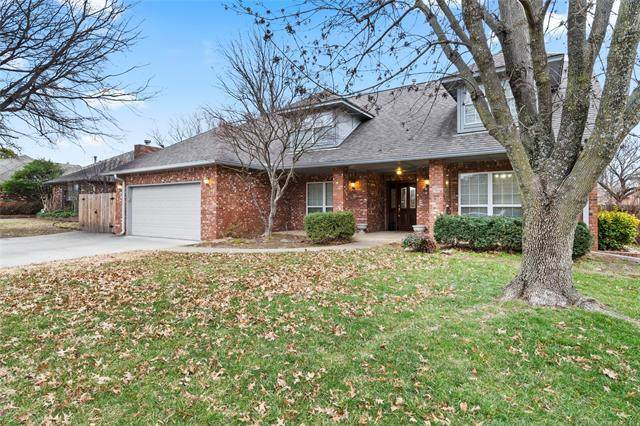 4321 S Beech Avenue, Broken Arrow, OK 74011 (MLS #2100790) :: 918HomeTeam - KW Realty Preferred