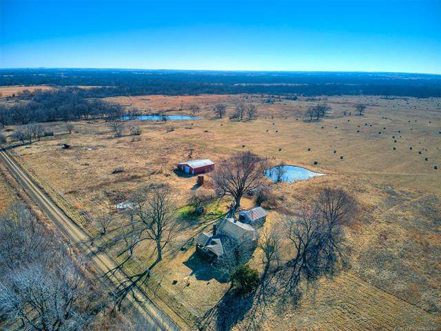 19331 W 33rd Street S, Haskell, OK 74436 (MLS #2100792) :: RE/MAX T-town