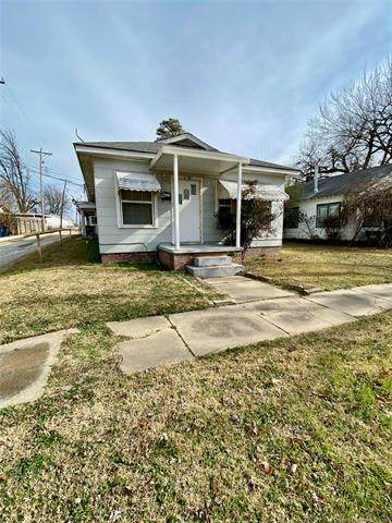 620 N Beard, Ada, OK 74820 (MLS #2100794) :: RE/MAX T-town