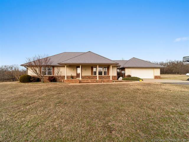 23421 E 310 Road, Chelsea, OK 74016 (MLS #2100802) :: Hopper Group at RE/MAX Results