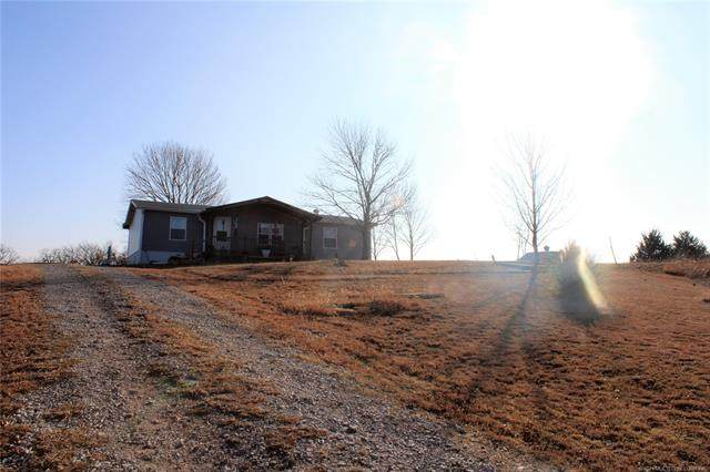 6506 Dogwood Road, Ardmore, OK 73401 (MLS #2100817) :: Hopper Group at RE/MAX Results