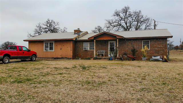 303286 State Hwy 53, Healdton, OK 73438 (MLS #2100821) :: Hopper Group at RE/MAX Results