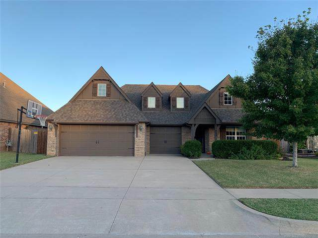 13859 S 89th East Avenue, Bixby, OK 74008 (MLS #2100829) :: RE/MAX T-town