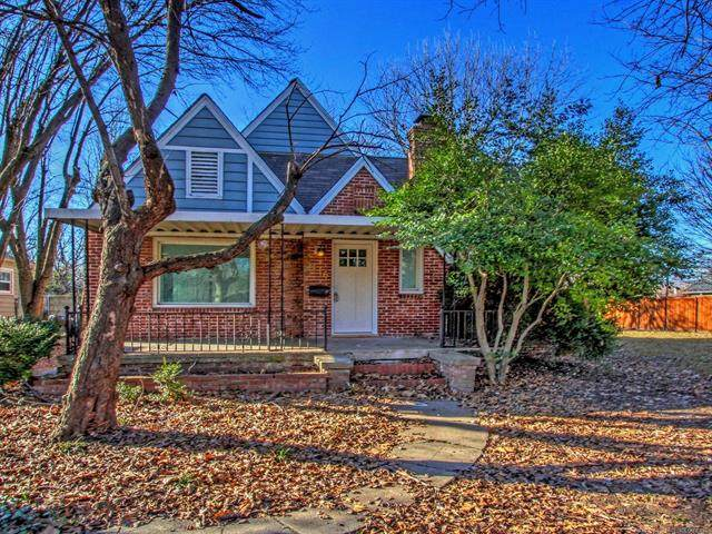 3116 S Madison Avenue, Tulsa, OK 74105 (MLS #2100836) :: Hopper Group at RE/MAX Results