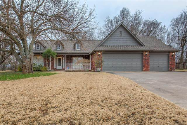 16150 E 120th Street N, Collinsville, OK 74021 (MLS #2100883) :: Hopper Group at RE/MAX Results