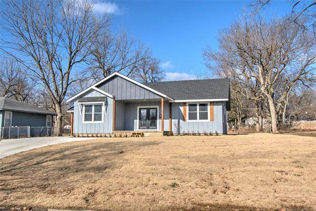 1938 Haskell Boulevard, Muskogee, OK 74403 (MLS #2100888) :: RE/MAX T-town