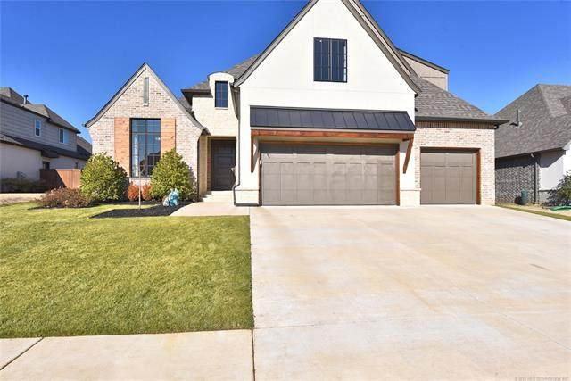 2605 E 137th Street S, Bixby, OK 74008 (MLS #2100901) :: RE/MAX T-town