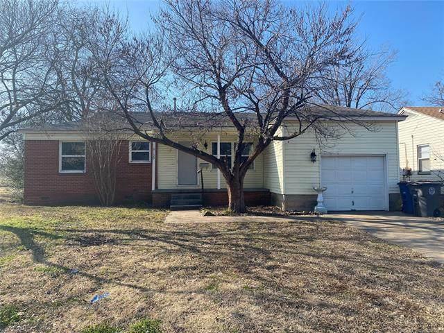130 S 91st East Avenue, Tulsa, OK 74112 (MLS #2100928) :: 918HomeTeam - KW Realty Preferred