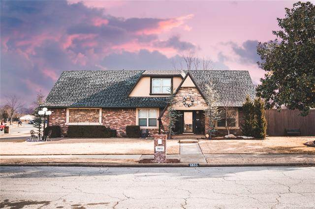 3903 S 123rd East Avenue, Tulsa, OK 74146 (MLS #2100961) :: RE/MAX T-town