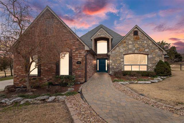 4140 E 490 Road, Claremore, OK 74019 (MLS #2100963) :: Hopper Group at RE/MAX Results