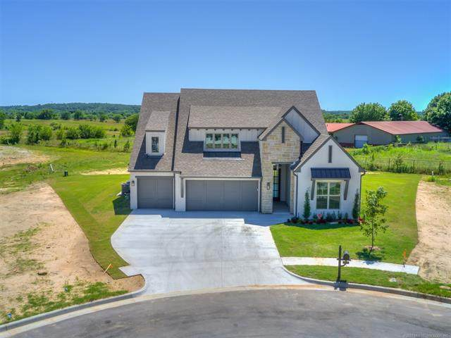 14215 S College Avenue, Bixby, OK 74008 (MLS #2100970) :: RE/MAX T-town