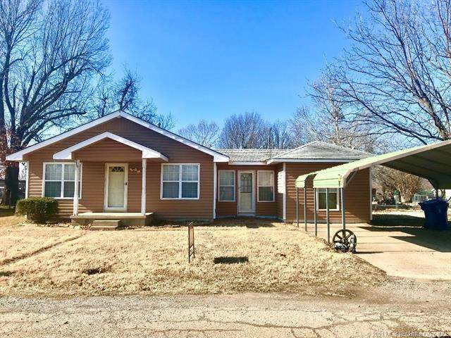 219 N Short Street, Drumright, OK 74030 (MLS #2100975) :: Hopper Group at RE/MAX Results