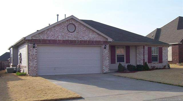11722 S Gum Avenue, Jenks, OK 74037 (MLS #2100984) :: RE/MAX T-town