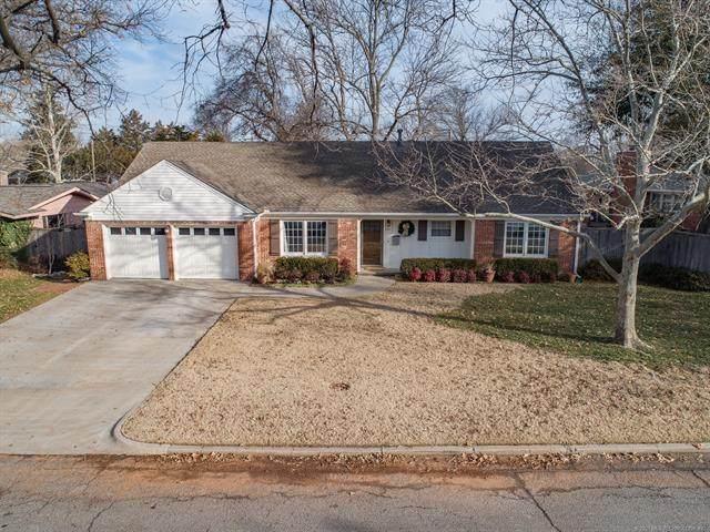 3721 E 55th Street, Tulsa, OK 74135 (MLS #2101040) :: RE/MAX T-town